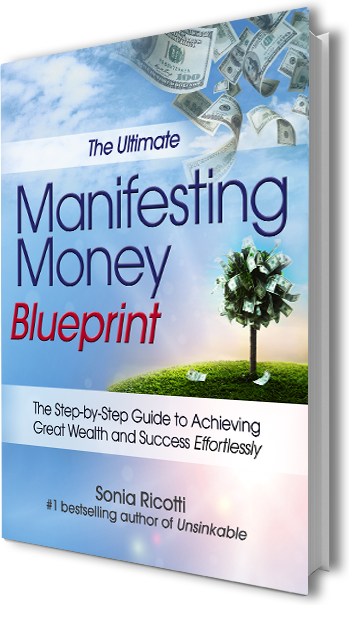 """The Ultimate Manifesting Money Blueprint""."